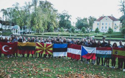 Anička: Cestování a práce v zahraničí
