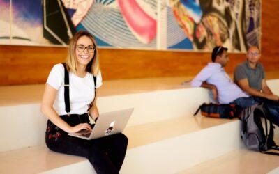UX designérka, podnikatelka: Lucie Neumanová