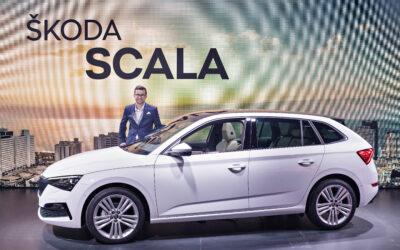 Produktový mluvčí Škoda Auto: Zdeněk Štěpánek